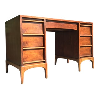 Mid Century Desk by Lane Rhythm Collection For Sale