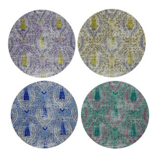 Byzantine Coasters, Set of 4 For Sale