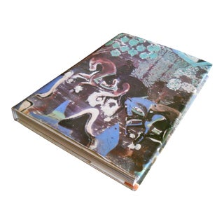 1980s Vintage China; Dunhuang Mogao Grottoes 2 (Chinese Hardbound Edition) Oversize Book For Sale