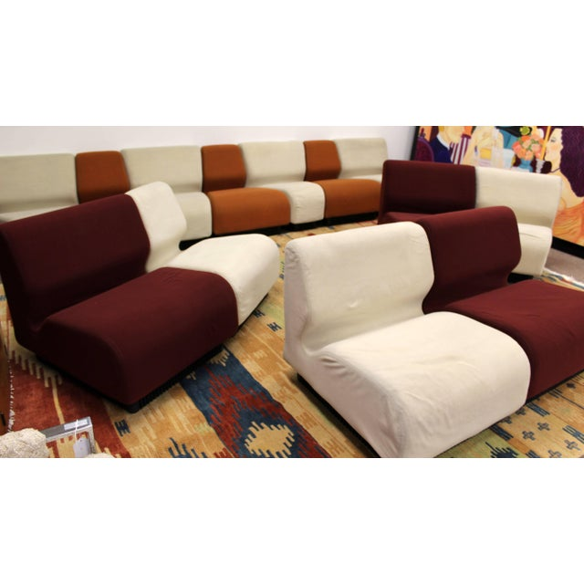 Mid-Century Modern Never Ending Sectional Sofa by Don Chadwick for Herman Miller For Sale In Detroit - Image 6 of 11