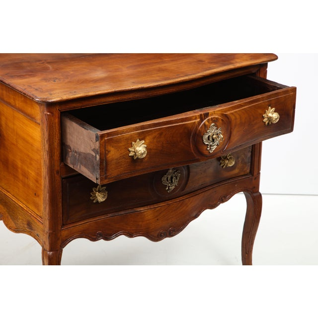 Walnut Commode For Sale - Image 4 of 13