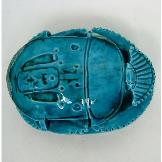 Ceramic Scarab Stamp - Image 4 of 8
