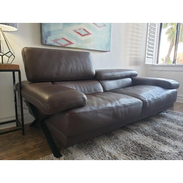 Roche Bobois Roche Bobois Syntaxe Sofa For Sale - Image 4 of 10