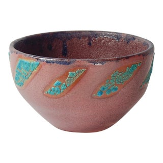 Relicware Earthenware Bowl #72 By Andrew Wilder