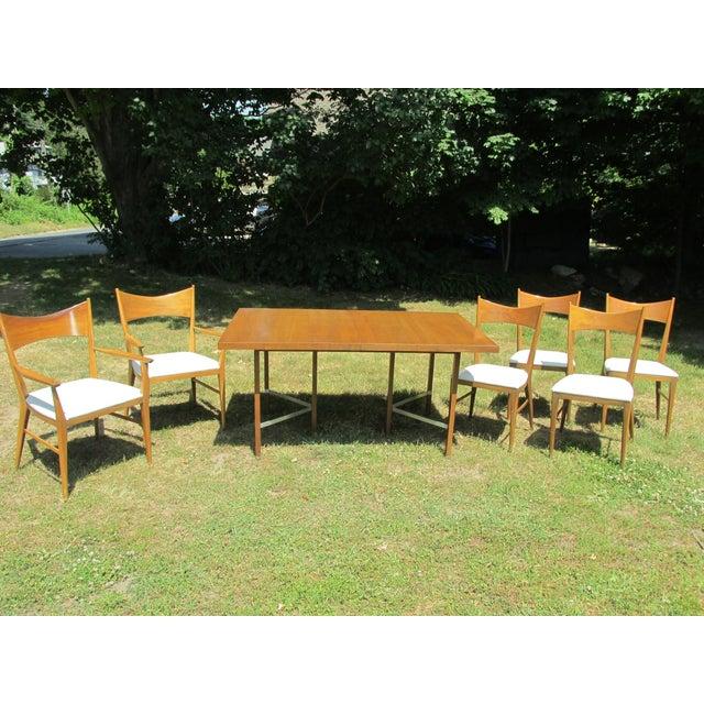 Paul McCobb Dining Set - Image 2 of 10