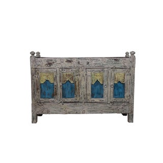 Rustic Bryant Wooden Sideboard For Sale