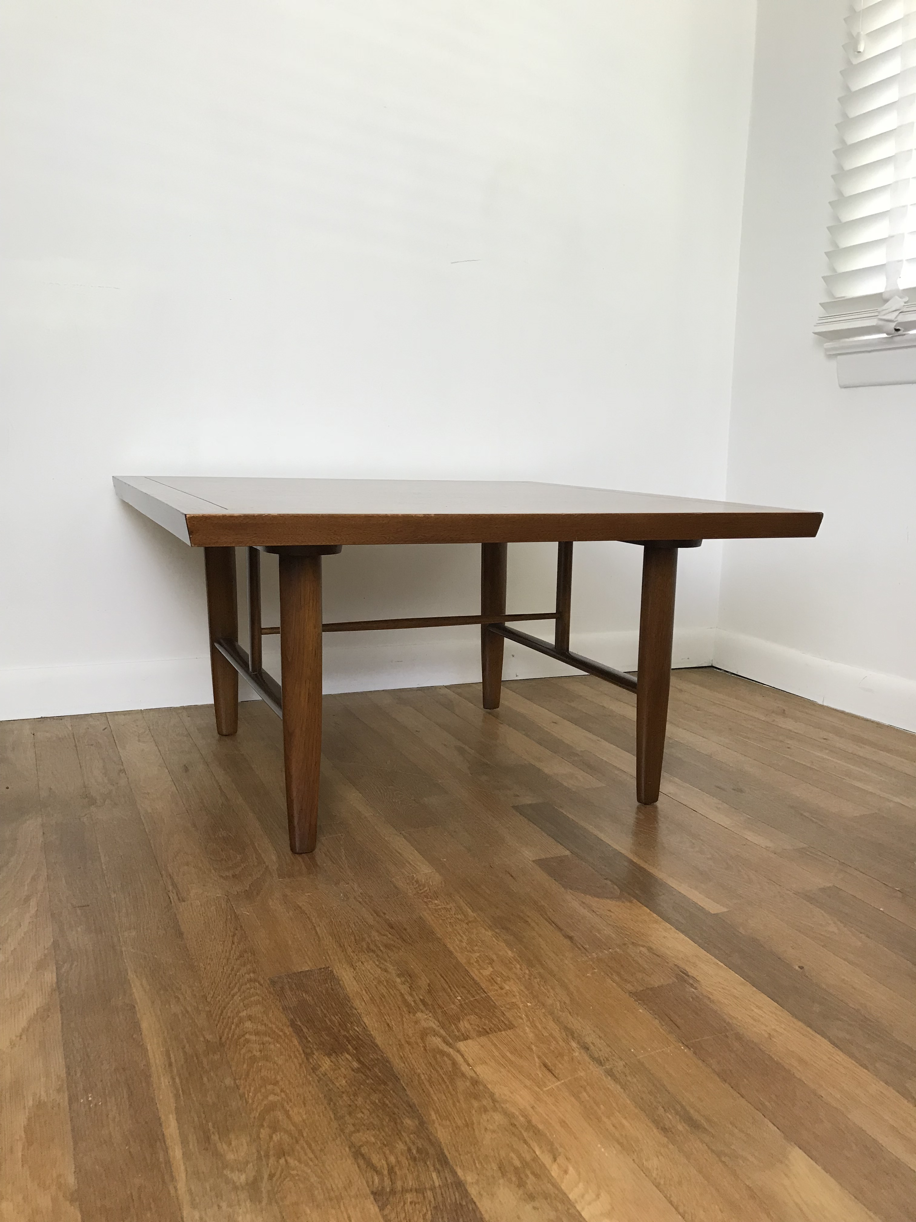 A Cocktail / Coffee Table Designed By George Nakashima Which Was Part The  Origins Group For