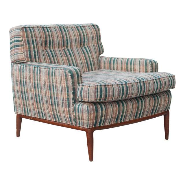 T. H. Robsjohn-Gibbings Attributed Club Chair - Image 1 of 6