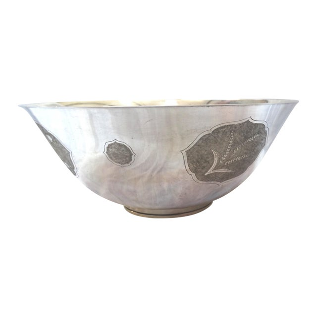 Four Seasons #155 Sterling Bowl, S. Kirk & Son - Image 1 of 9