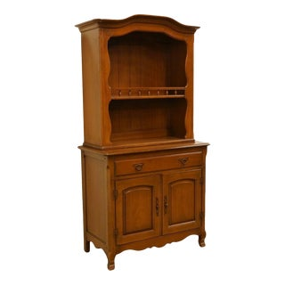 Late 20th Century Drexel Breton Collection Buffet For Sale