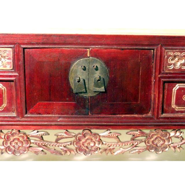 Antique Chinese Petit Altar, 1800-1849 - Image 4 of 7