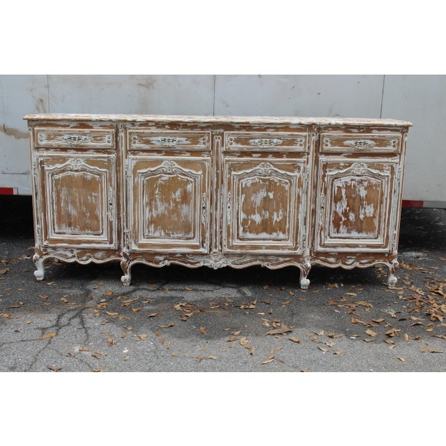 C. 19th French Country Sideboard For Sale - Image 5 of 6