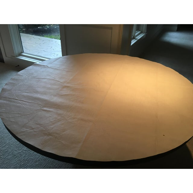 Armani Casa Black Round Dining Table - Image 11 of 11