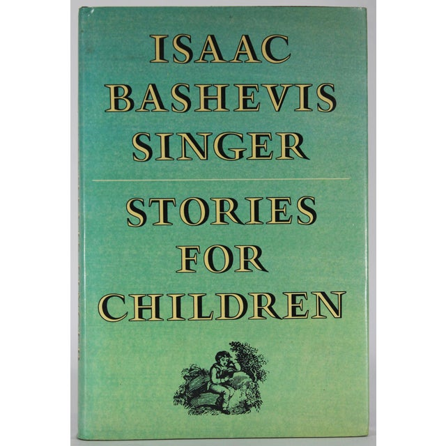 Stories for Children, 1st Edition Book by Isaac Bashevis Singer - Image 8 of 8