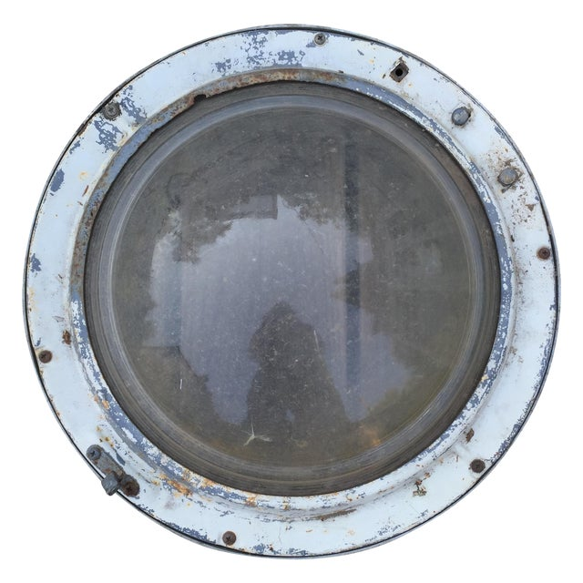 Vintage Ship Window - Image 1 of 5