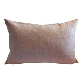 Manuel Canovas Belgian Linen Bolster Pillow