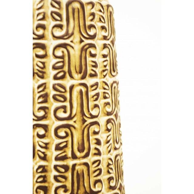 Large Austrian floor vase, 1960s For Sale - Image 4 of 6