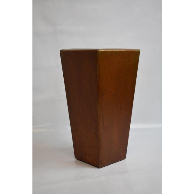 Handmade Pyramid Box For Sale - Image 4 of 4