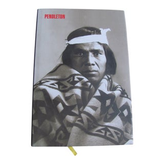"""""""Chihuly's Pendleton's"""" Trade Blankets From Chihuly's Collection Portland Press 1st Edition For Sale"""