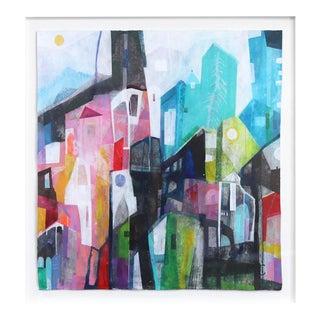 """Sunrise"" Original Artwork by Maria C Bernhardsson For Sale"