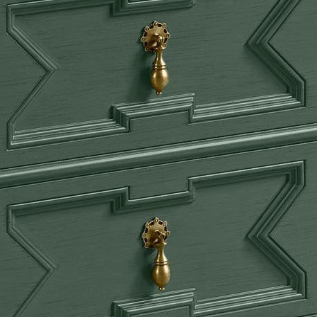 Traditional James Chest of Drawers, Dakota Shadow For Sale - Image 3 of 4