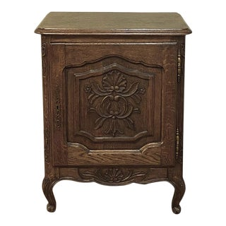 Antique Country French Confiturier ~ Cabinet For Sale