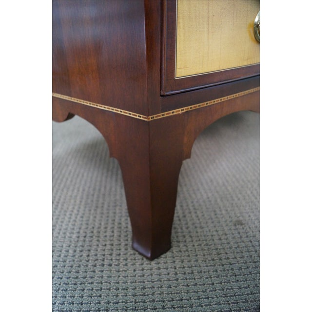 Stickley Colonial Williamsburg Mahogany Chest - Image 10 of 10