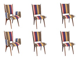 Image of Sculpture Materials Dining Chairs