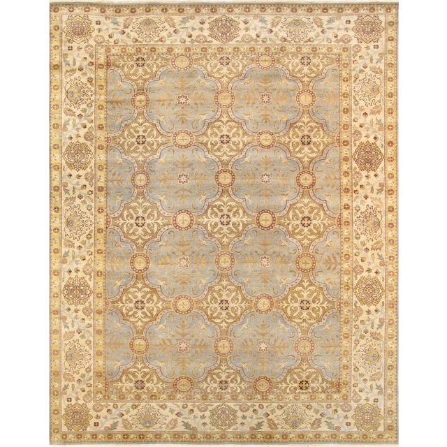 "Sultanabad Collection Rug - 10' X 13'8"" - Image 1 of 4"