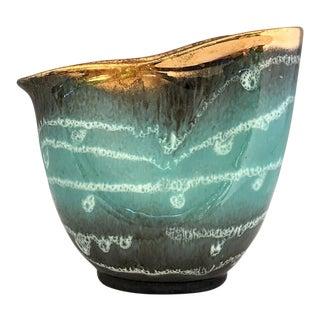 Mid-Century Carsten Tonniehof Vase For Sale