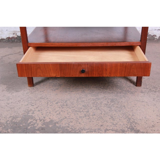 Jack Cartwright for Founders Rosewood Cocktail Table or Occasional Table For Sale In South Bend - Image 6 of 11