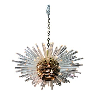 """Miracle"" Chandelier by Bakalowits & Sohne For Sale"
