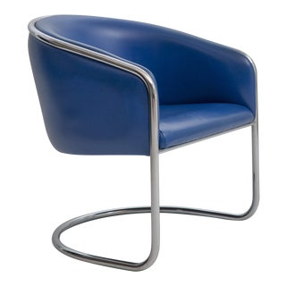 "Joan Burgasser ""Club Tub"" Chair for Thonet For Sale"