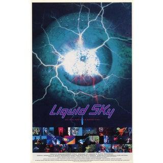 Liquid Sky R2000 Japanese B1 Film Poster For Sale