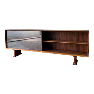 Mid-Century Modern Danish Rosewood Credenza For Sale