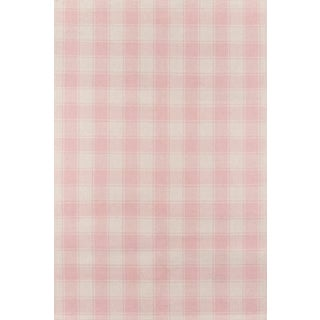 "Erin Gates Marlborough Charles Pink Hand Woven Wool Area Rug 3'6"" X 5'6"" For Sale"