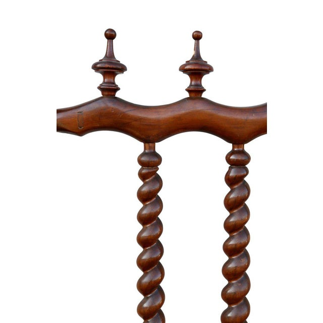Rosewood Portuguese Rosewood Tester Bed For Sale - Image 7 of 10