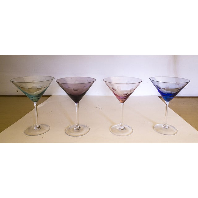 Waterford Marquis Martini Glasses - Set of 4 - Image 2 of 7
