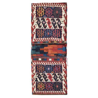 Shashavan Kilim Khorjin For Sale