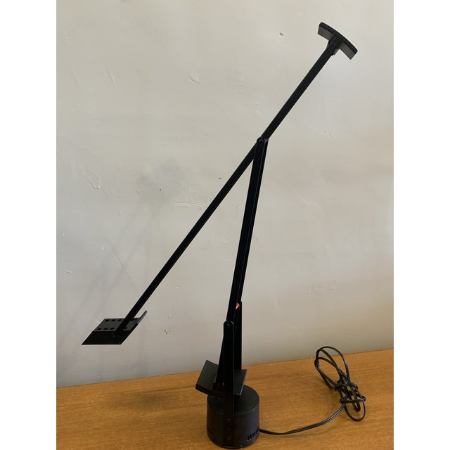 Metal 1970s Tizio Task Lamp by Richard Sapper of Artemide For Sale - Image 7 of 8
