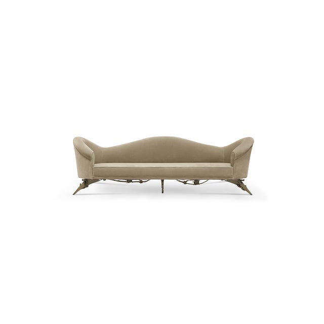 Collete II Sofa From Covet Paris For Sale - Image 9 of 9