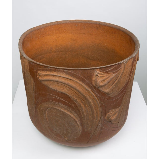 """Pro/Artisan """"Expressive"""" Planter by David Cressey for Architectural Pottery For Sale In Los Angeles - Image 6 of 9"""