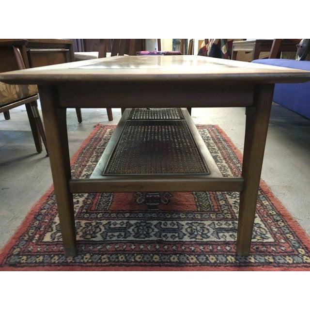 Mid-Century Wood Coffee Table - Image 3 of 4