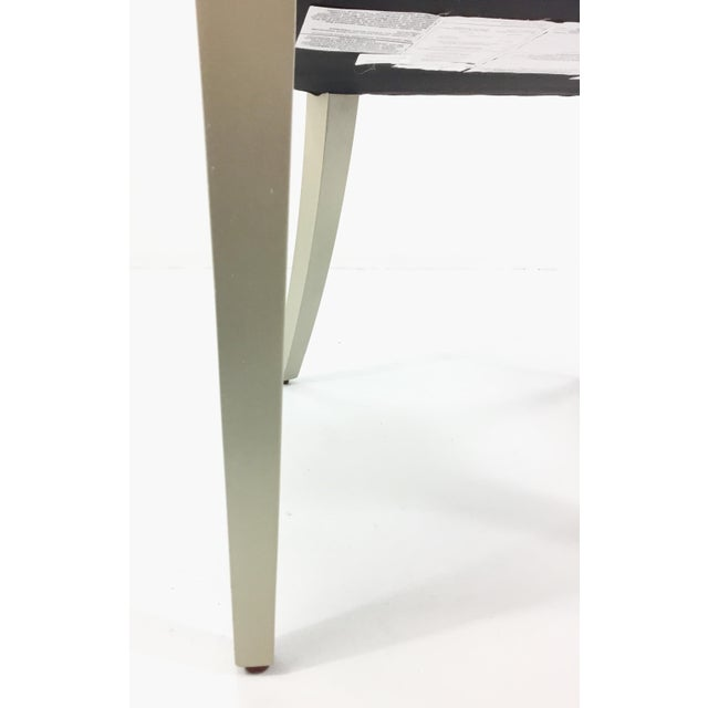 Contemporary Caracole Uptown Klismos Dining/Desk Chair For Sale - Image 3 of 7