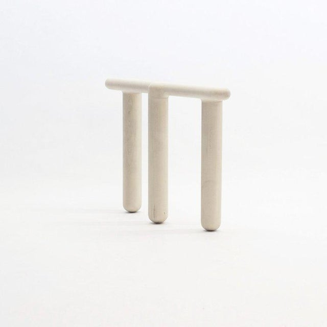 Loïc Bard Stool Bone 09 For Sale In New York - Image 6 of 8