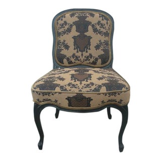 Louis XV Boudoir Style Side Chair For Sale
