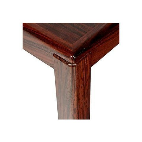 Danish Modern 1960s Danish Rosewood Side Table For Sale - Image 3 of 6