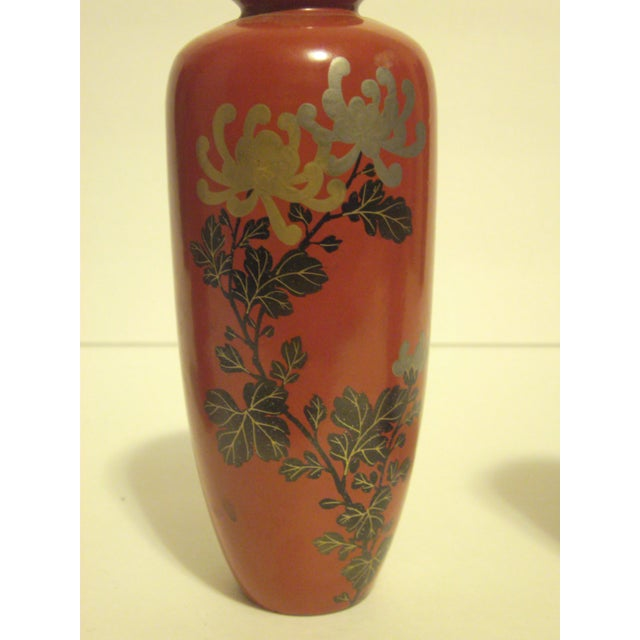 Antique & Vintage Japanese Lacquer-Ware - 9 - Image 7 of 11