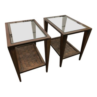 Kolkka Dresden Side Tables - a Pair For Sale