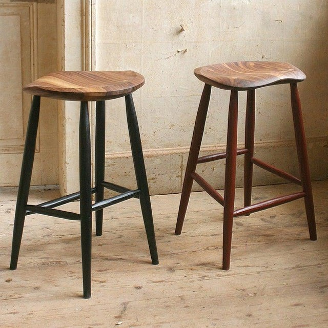 Made to order windsor chair by German Woodworker Fabian Fischer. Made in the tradition and quality of American Studio...